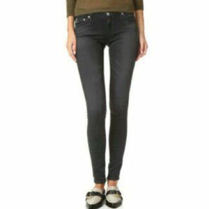 AG Goldschmied The Legging Ankle Jeans Carbon